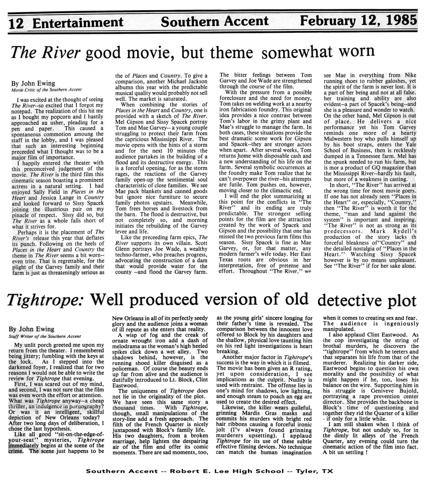 REL_movie reviews_The River_Tightrope