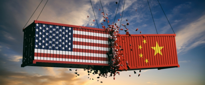 The trade war between the U.S. and China has become increasingly turbulent over the past few months, hurting both countries' economies and foreign relationships.
