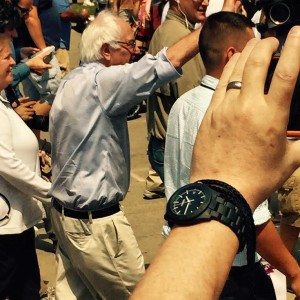 Direct Edge Campaigns CEO Gregory Gleaves visits 2015 Iowa State Fair