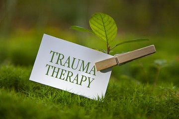 - The word trauma is used to describe experiences or situations that are emotionally distressing, too overwhelming for someone to cope with, and create a feeling of powerlessness. Trauma can occur frequently and become part of the collective human experience, but counselling through EMDR therapy can help relieve this distress.