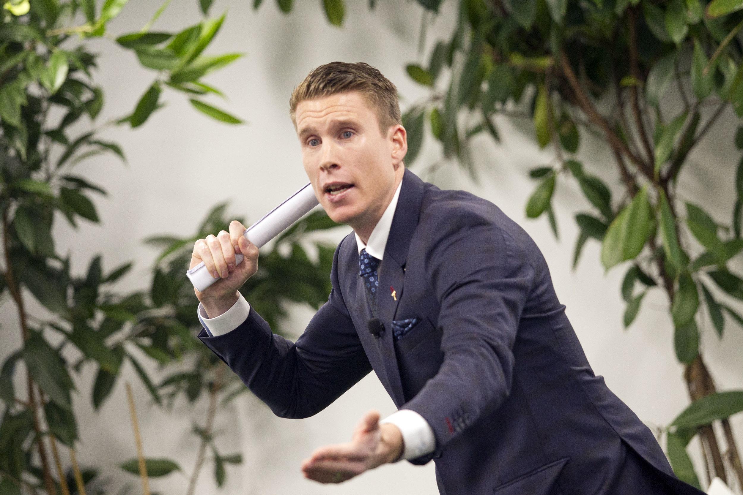 Mark Morrison - Rising Stars Winner