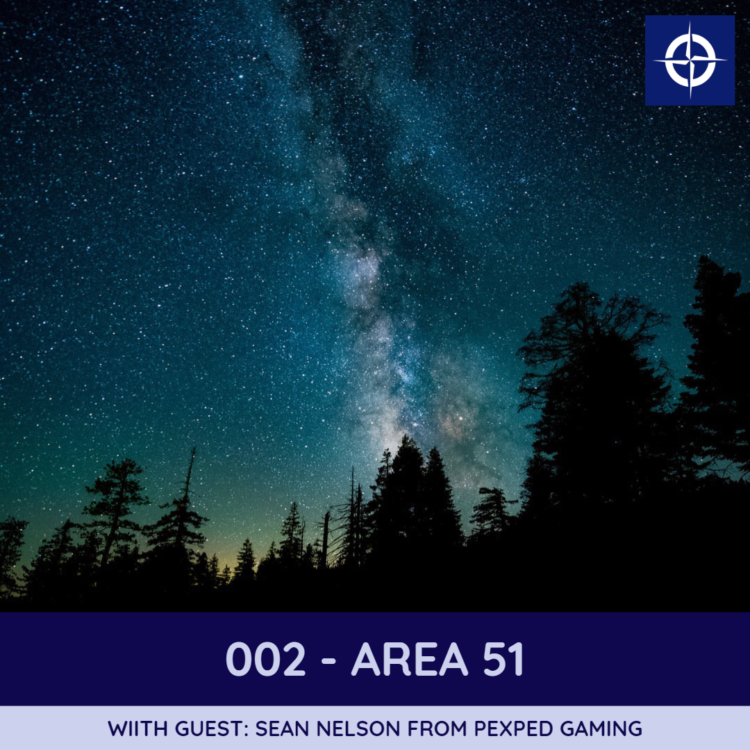 Episode DESCRIPTION - In this second episode of the Passport Podcast, Paul Daigneault and guest Sean Nelson talk about the planned raid on Area 51. We also touch on our own personal opinions on whether aliens are real and what reason they have for visiting.