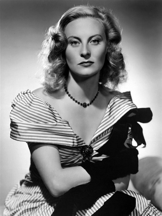 Michèle Morgan. Actress for RKO Radio Pictures