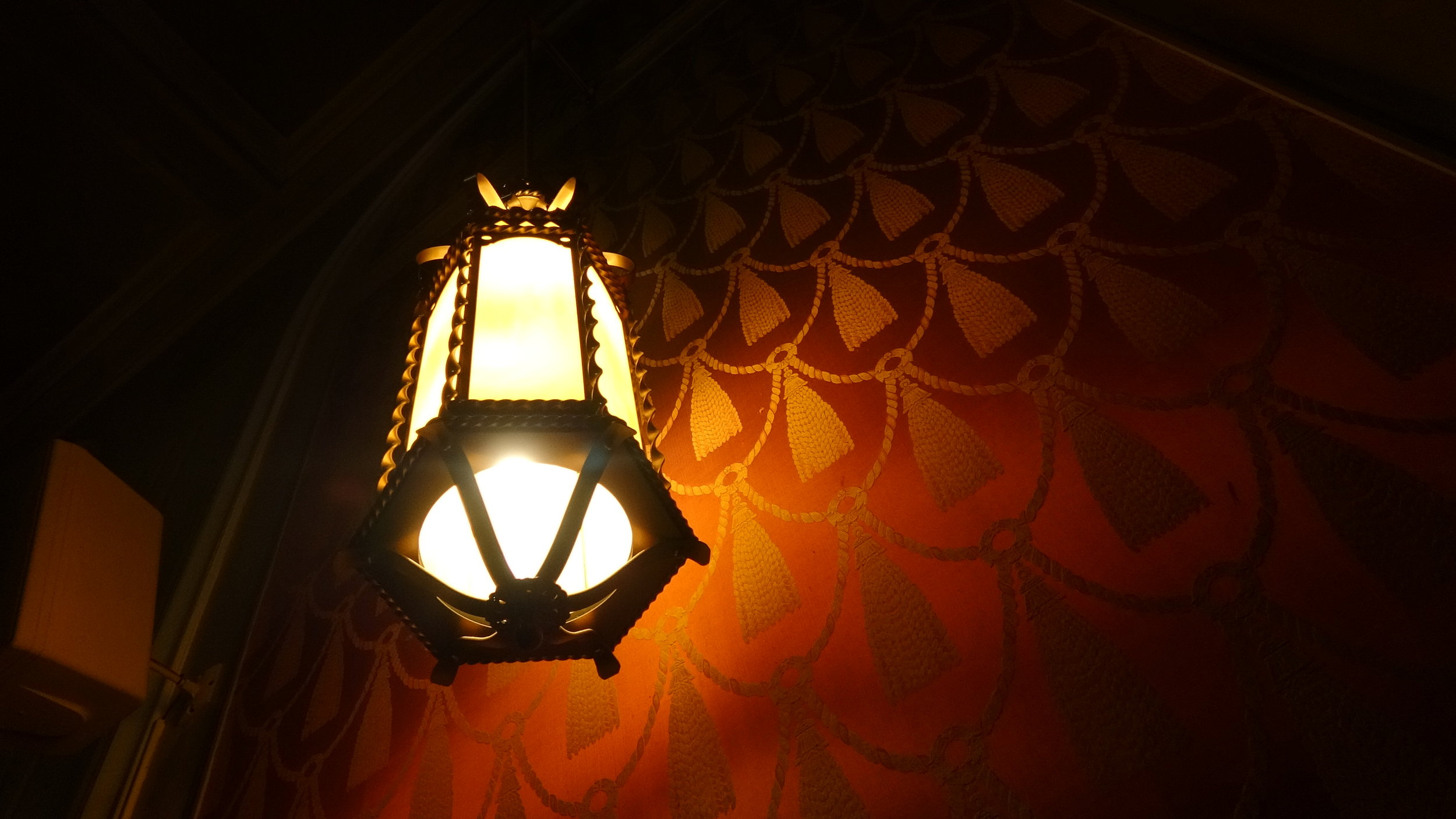 Today you can find new lanterns modeled after the original.