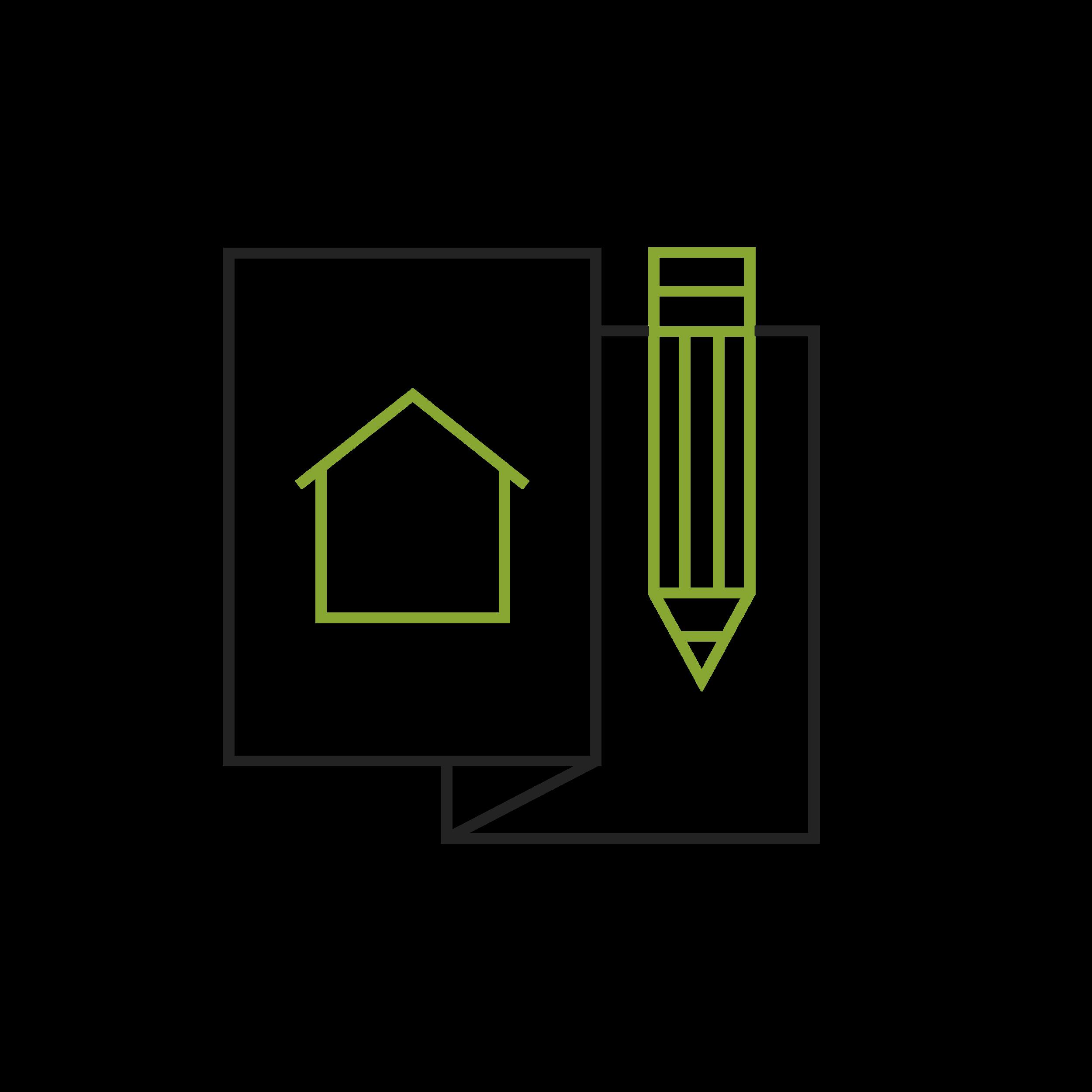 Client-led Custom Interior + Exterior Renovations -