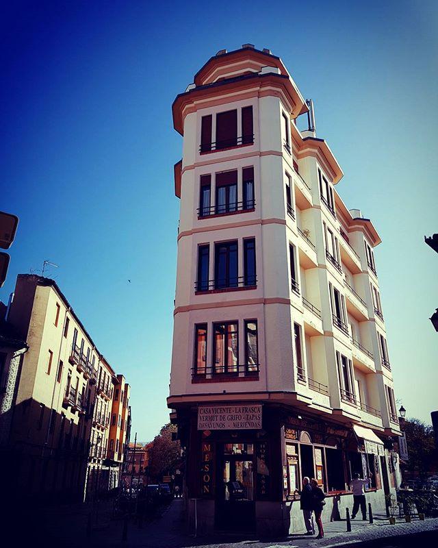#buildings #art #traditional #segovia #spain #instamood