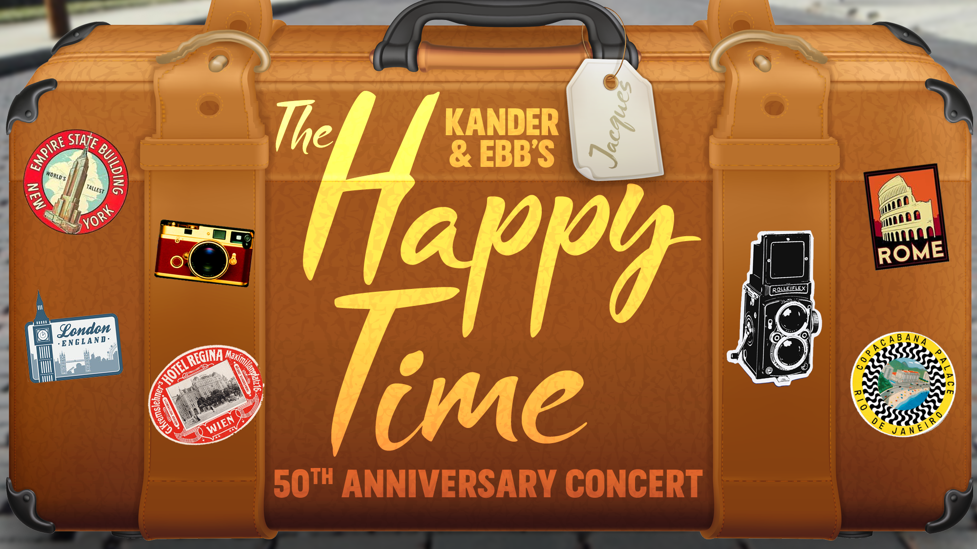 The Happy Time: 50th Anniversary Concert