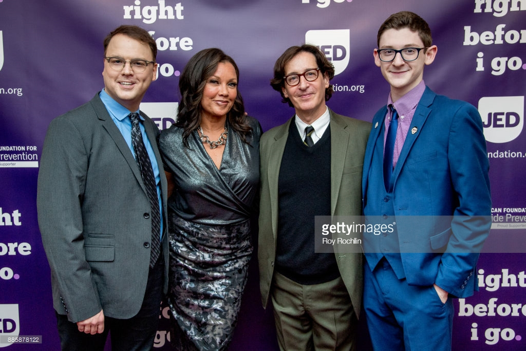 Howard Emanuel, Vanessa Williams, Stan Zimmerman, and Yoni Weiss