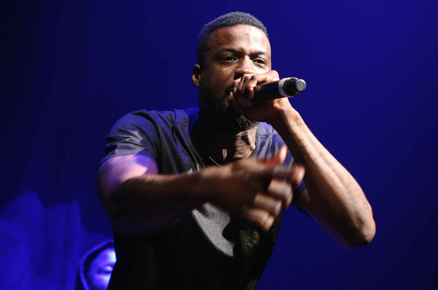 Jay Rock by Katie Darby/Invision/AP