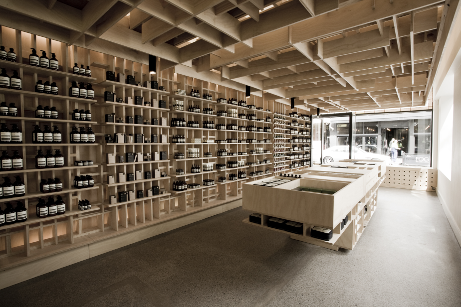 AESOP GREVILLE - MELBOURNE | READ MORE >>