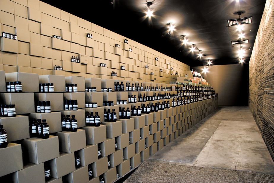 AESOP FLINDERS LANE - MELBOURNE | READ MORE >>