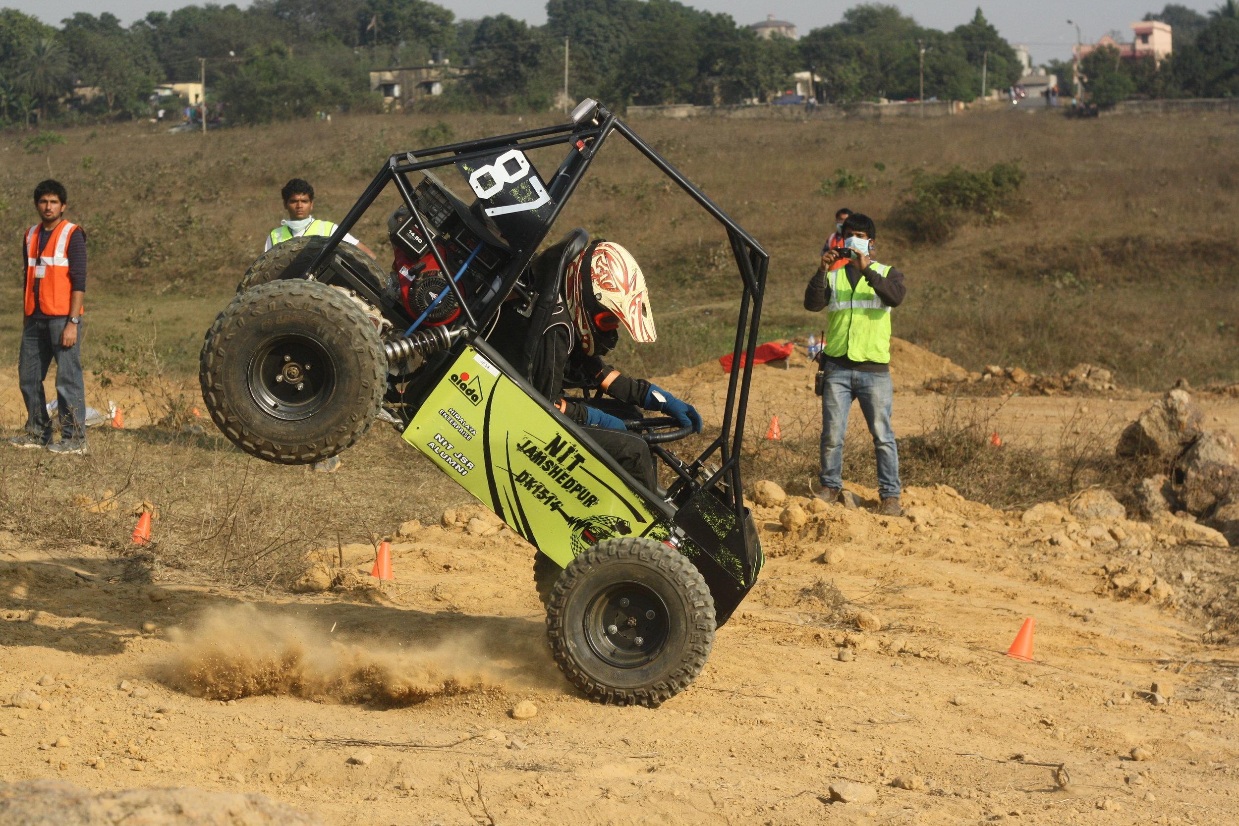 Maneuverability -