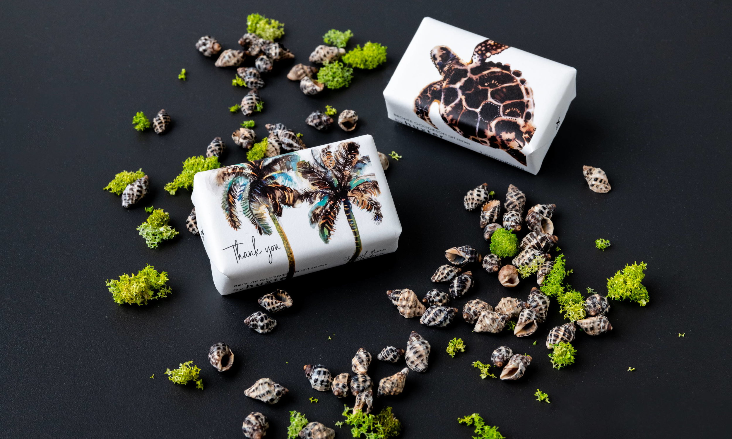Product Photography for Soap Small Business (Huxter)