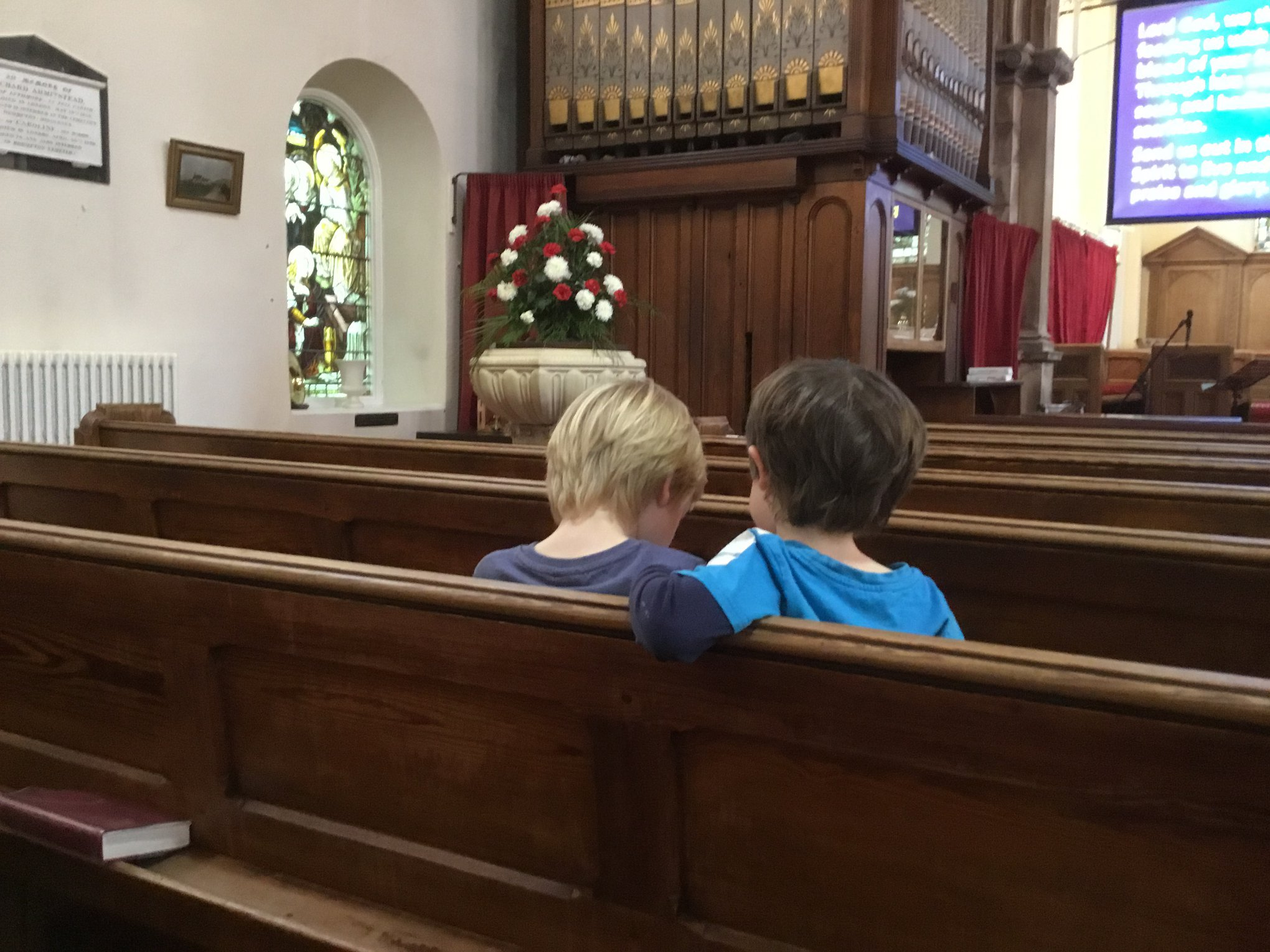 sundays - Find out what happens on Sundays at St Bridget's