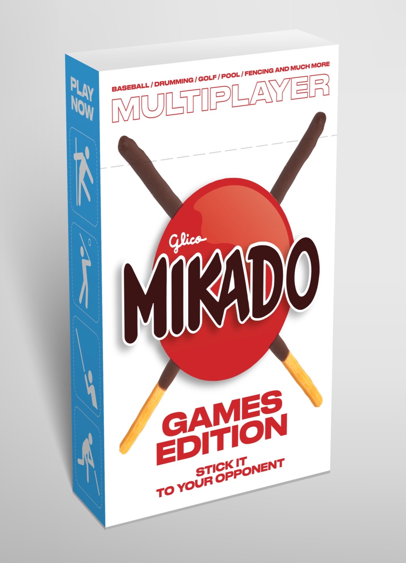Limited edition games box.