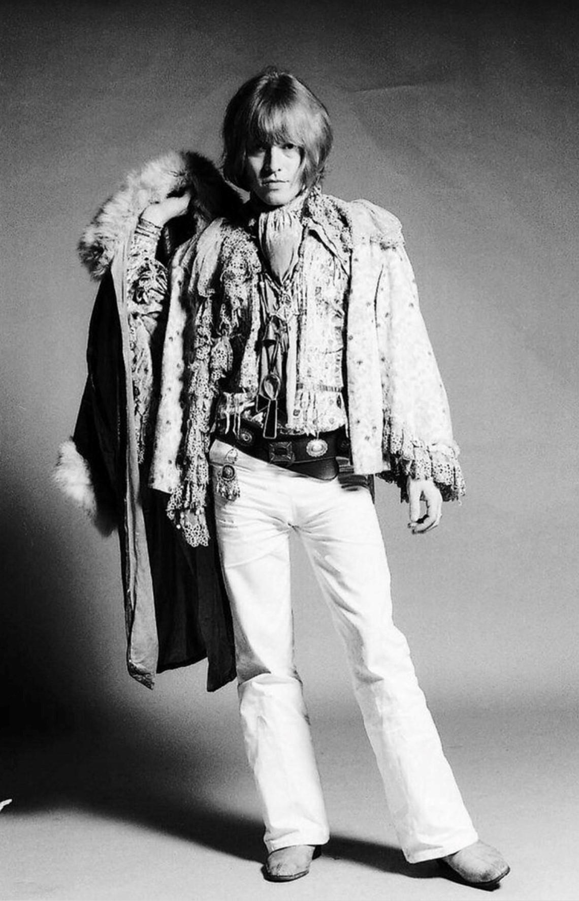 Brian Jones - 'The Golden Stone'.