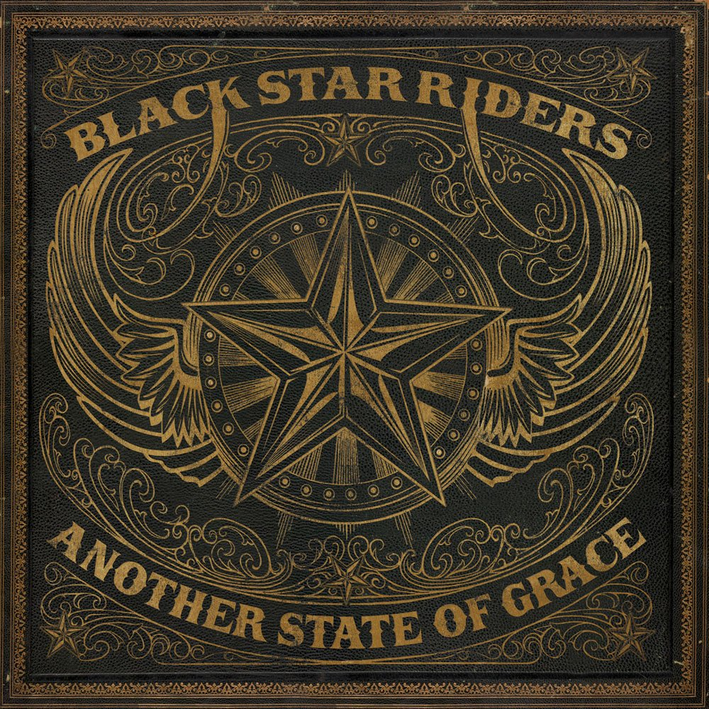 Black Star Riders - Another State Of Grace album cover.