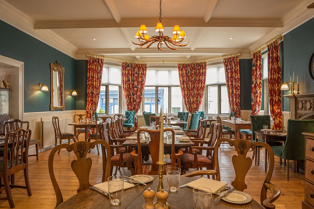 Old Bell Hotel Refectory -