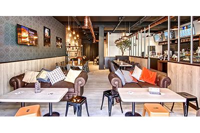 Ankka Bar à Salades