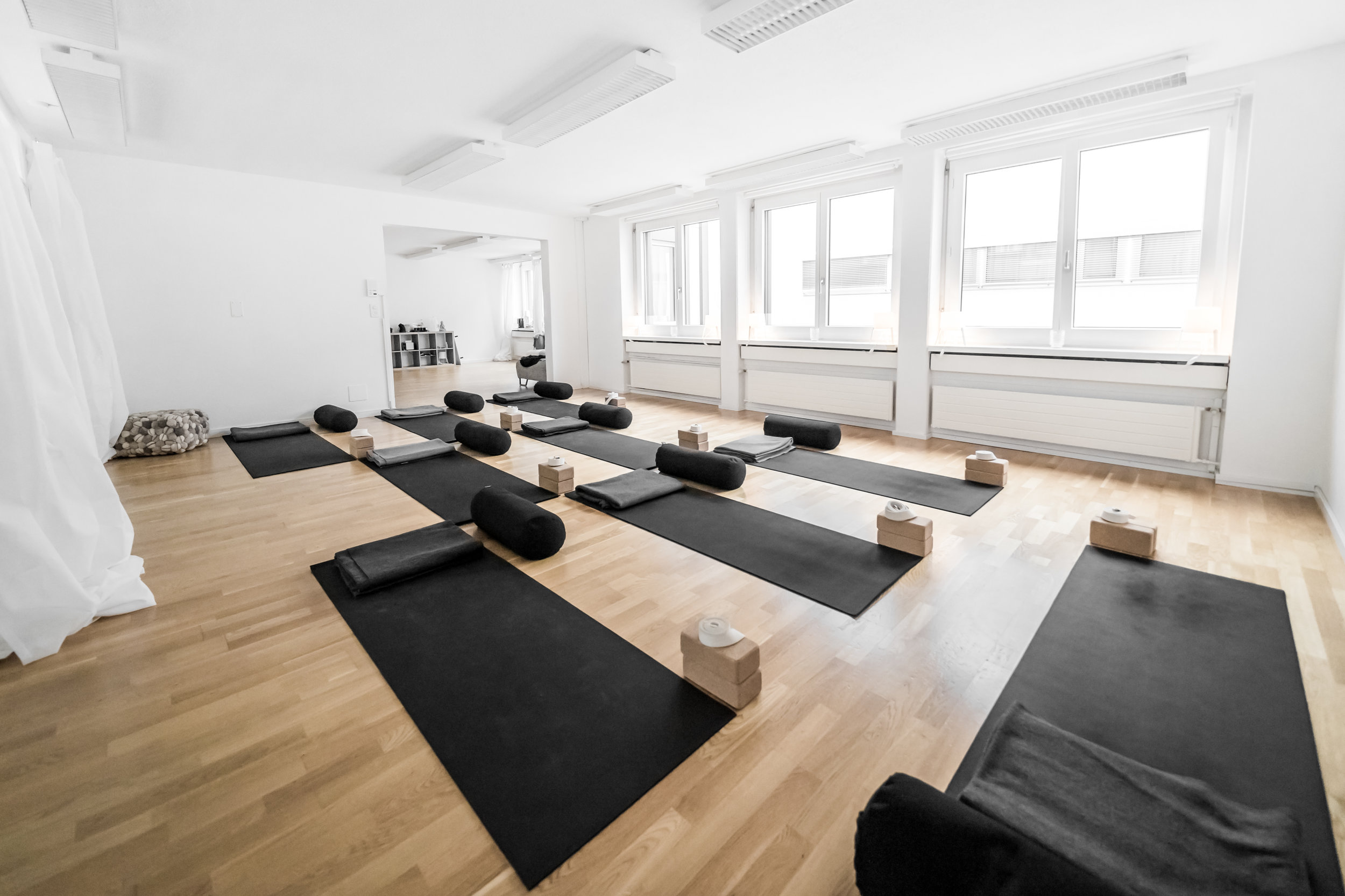 Class structure - Ready to find out what we do in our yoga class? click the button below.