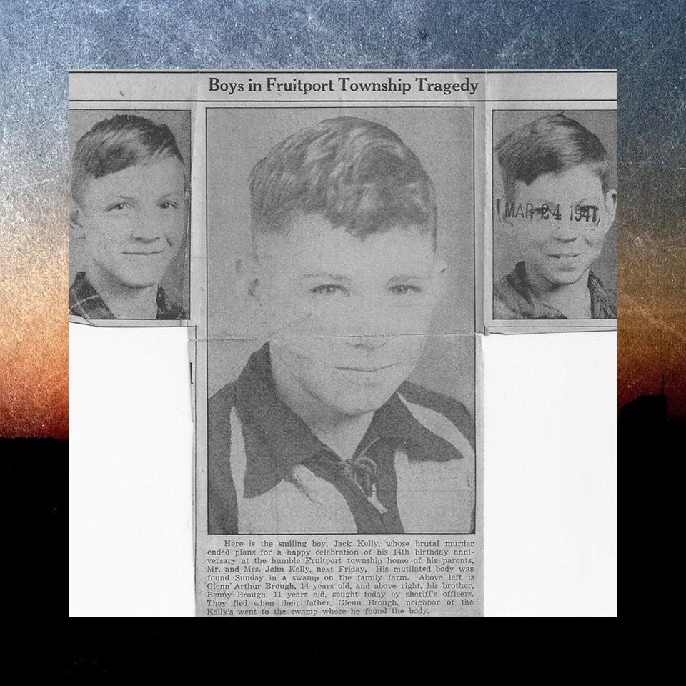 Jack Kelly, Glenn A. Brough, and Benny Brough