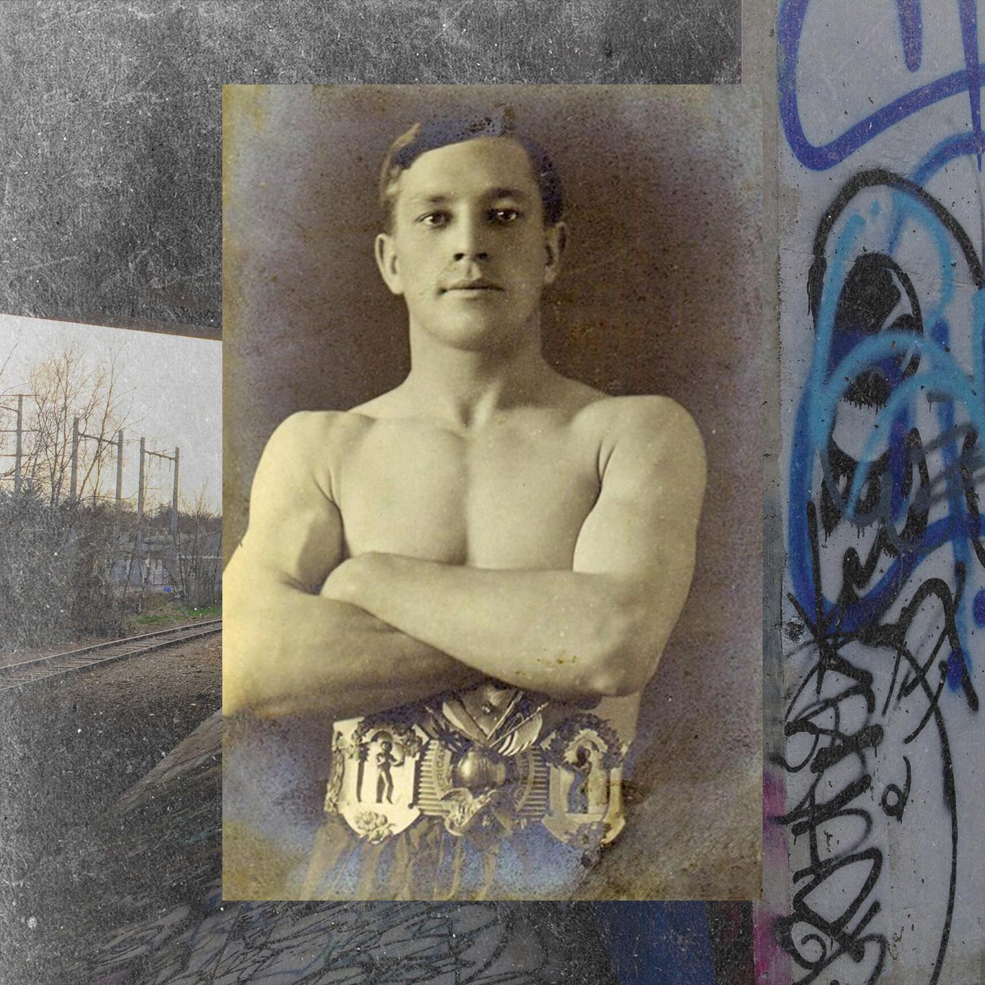 Stanley Ketchel, champion