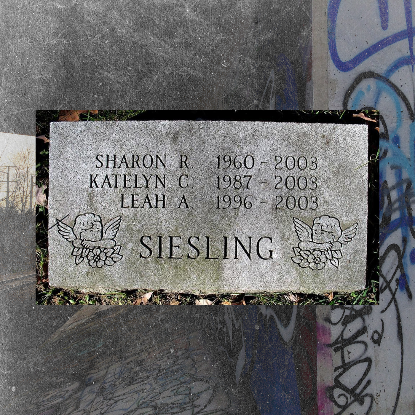 Siesling family grave