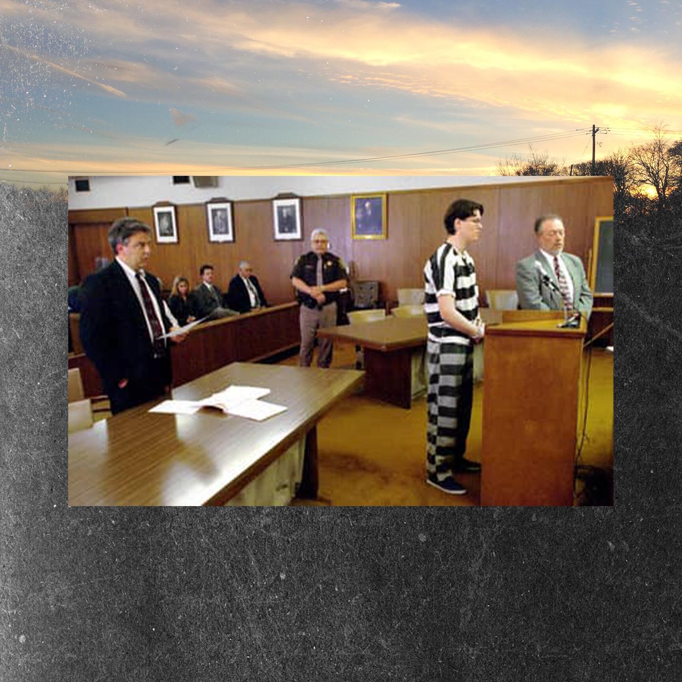 Seth Privacky in court