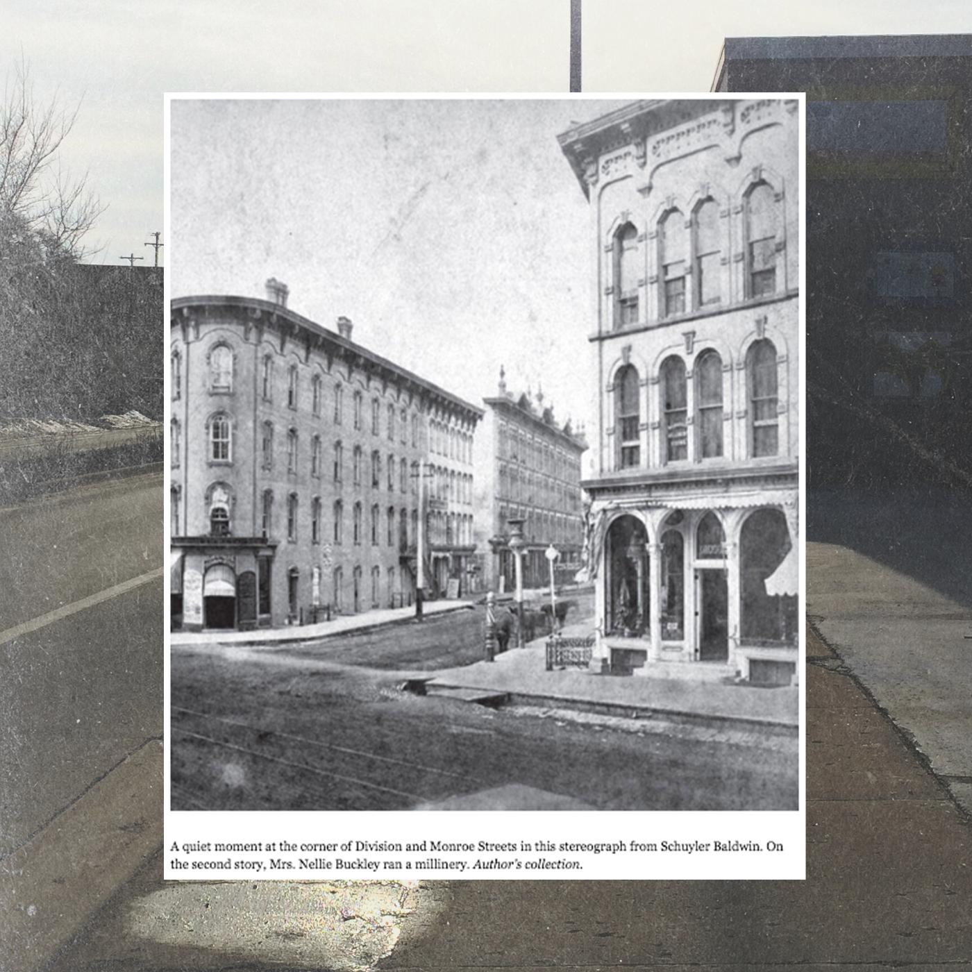 From 'Murder & Mayhem in Grand Rapids' by Tobin T. Buhk