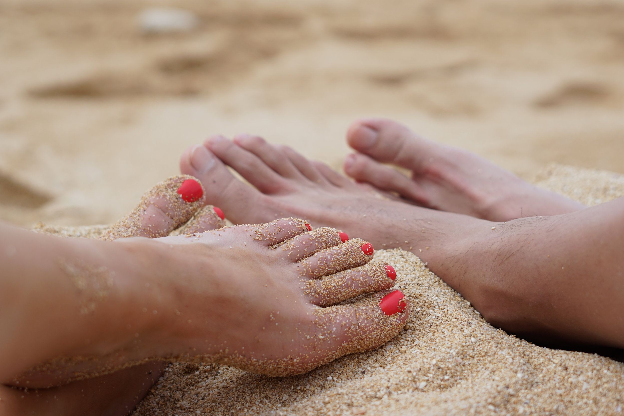 Treats for your hands and feet - Our premium water based polish is non-toxic and odourless. Because of its gentle state, we do not recommend it for long-lasting manicures.All of our creams and exfoliants are made from certified organic ingredients.