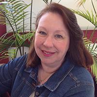 Copy of Desiree Barker, Adult Discipleship Director
