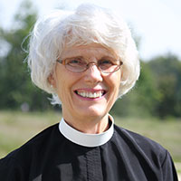 The Rev. Julie Tilton