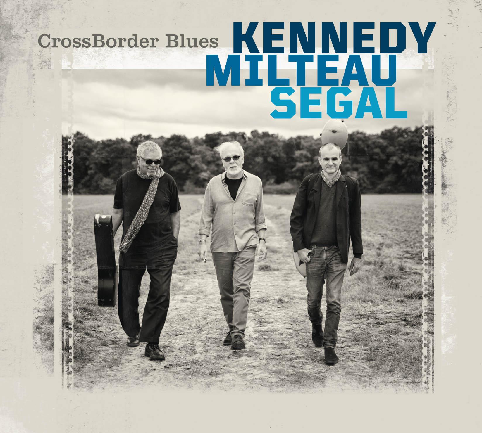 CrossBorder Blues (2018)