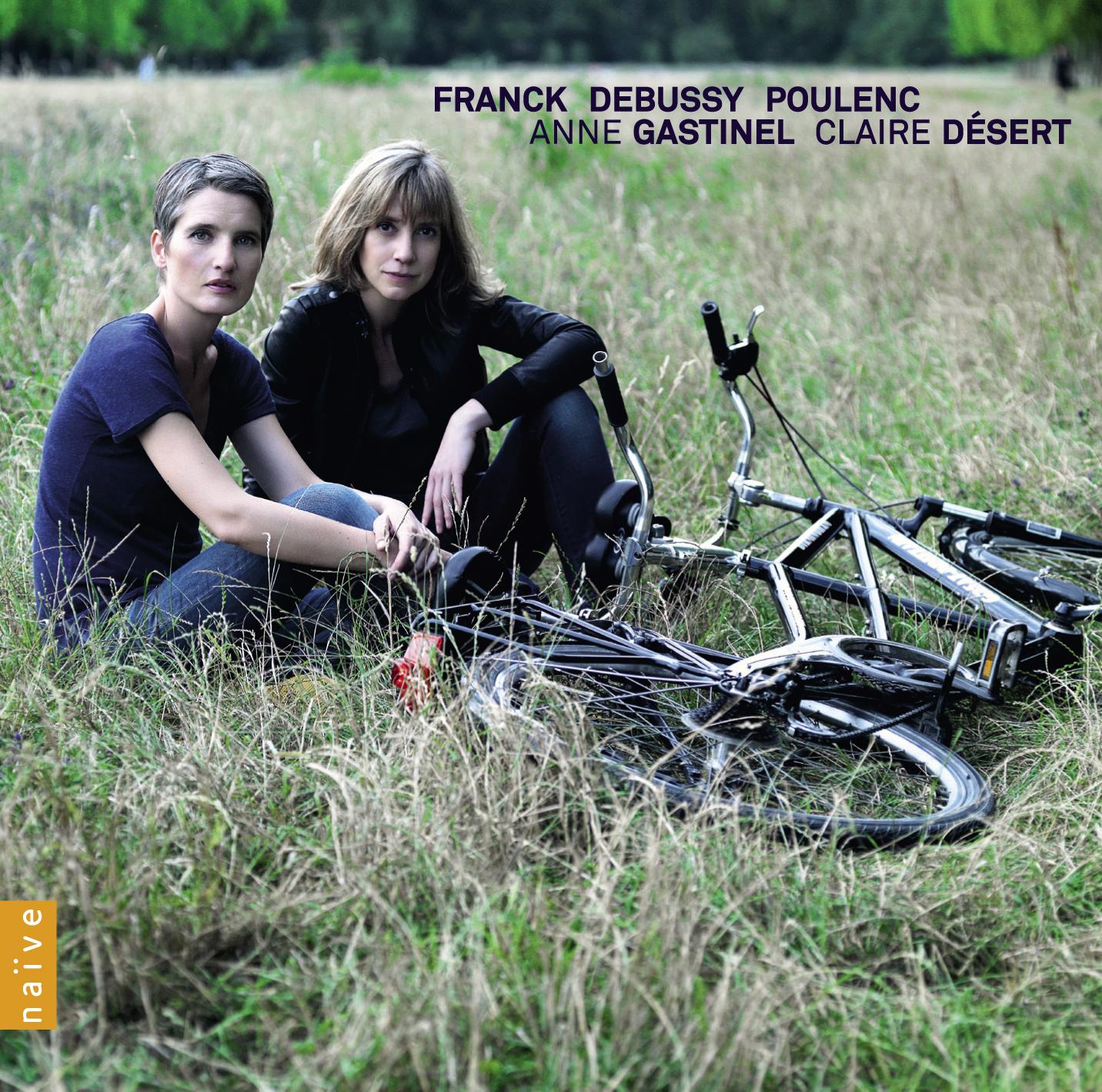 V5259 K Franck Poulenc Debussy Gastinel.jpg