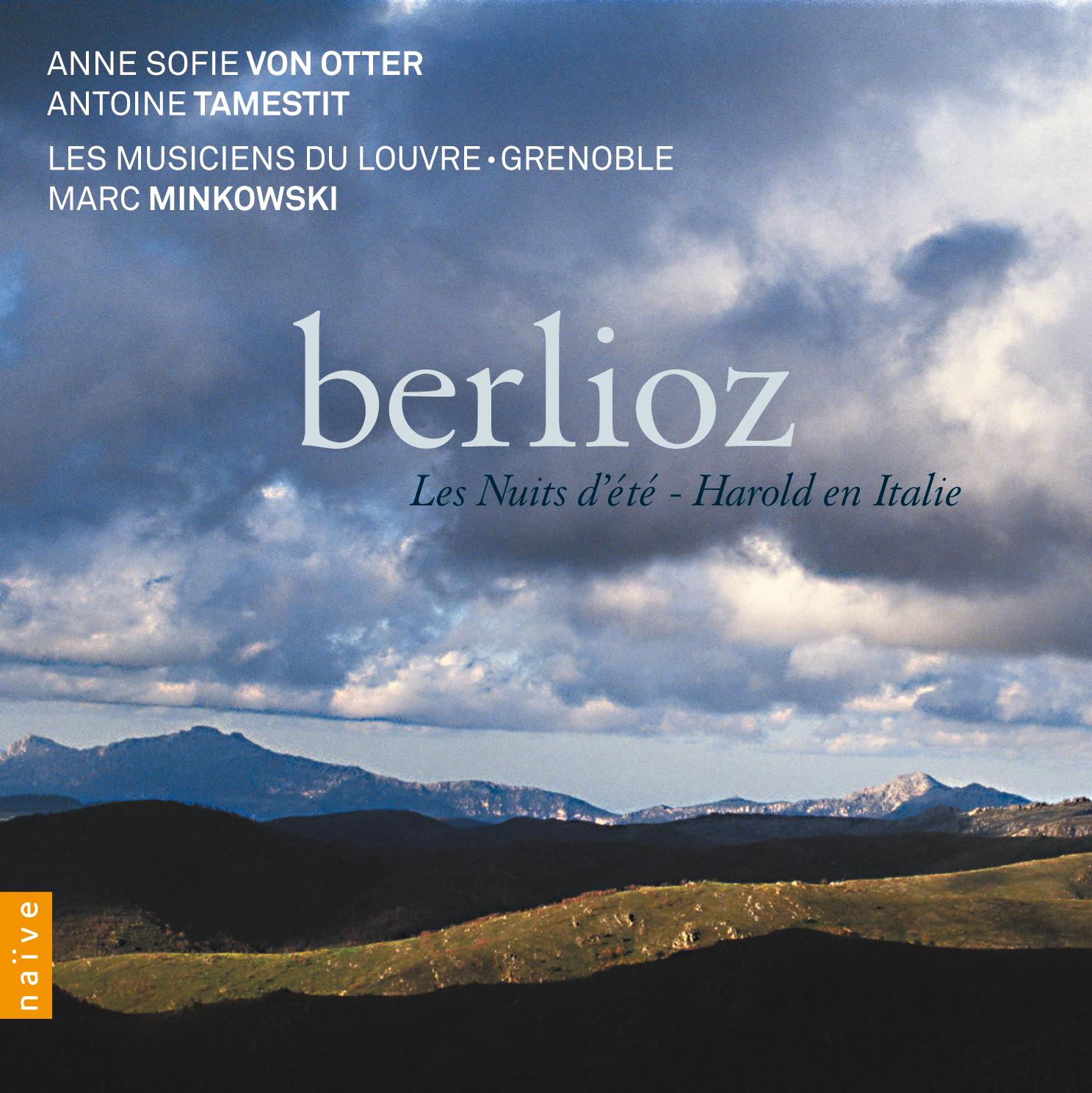 Berlioz: Les nuits d'été (2012)