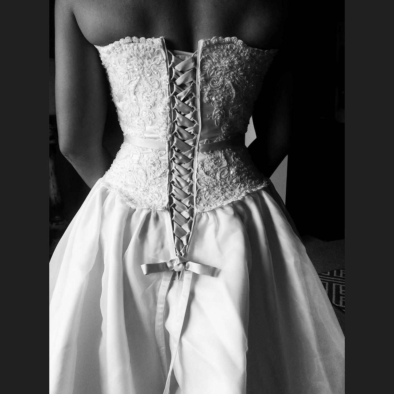 Planifica los cambios en el vestido
