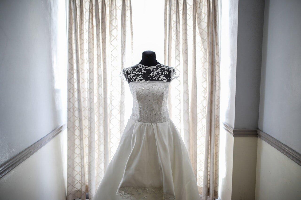 Ten una idea del vestido de novia que quieres