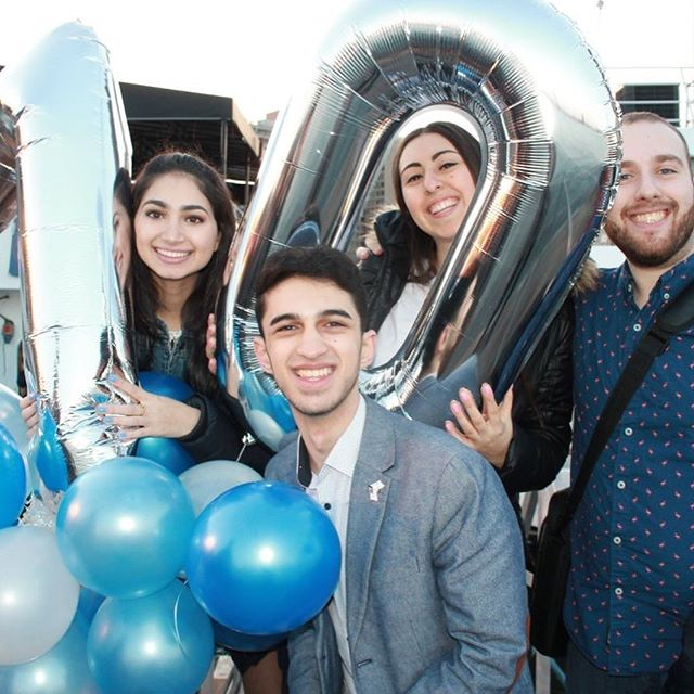Yom Ha'atzmaut Boat Party 🎉  For Israel's 70th Independence Day 🇮🇱 Hillel took over the East River by boat! Thank you for everyone who came to celebrate! 🎉 All pictures were taken by Shoval Tshuva