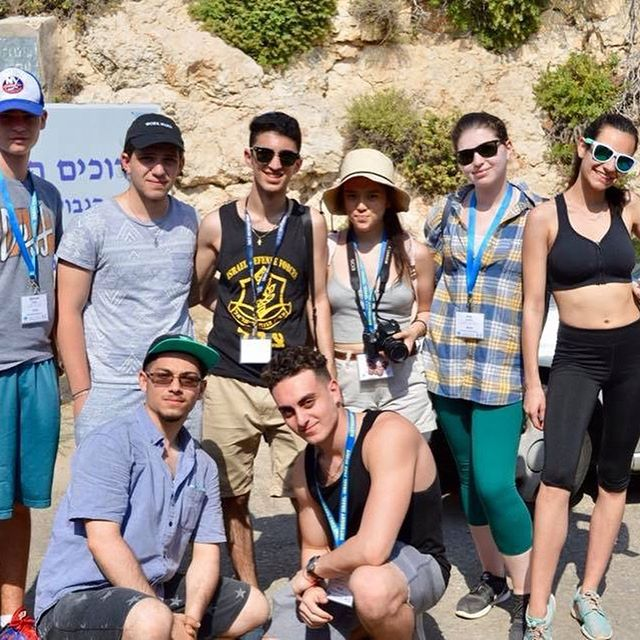 Baruch Hillel Birthright  10 days of awesomeness in Israel!🇮🇱 I know our friends had fun and are waiting to head back!