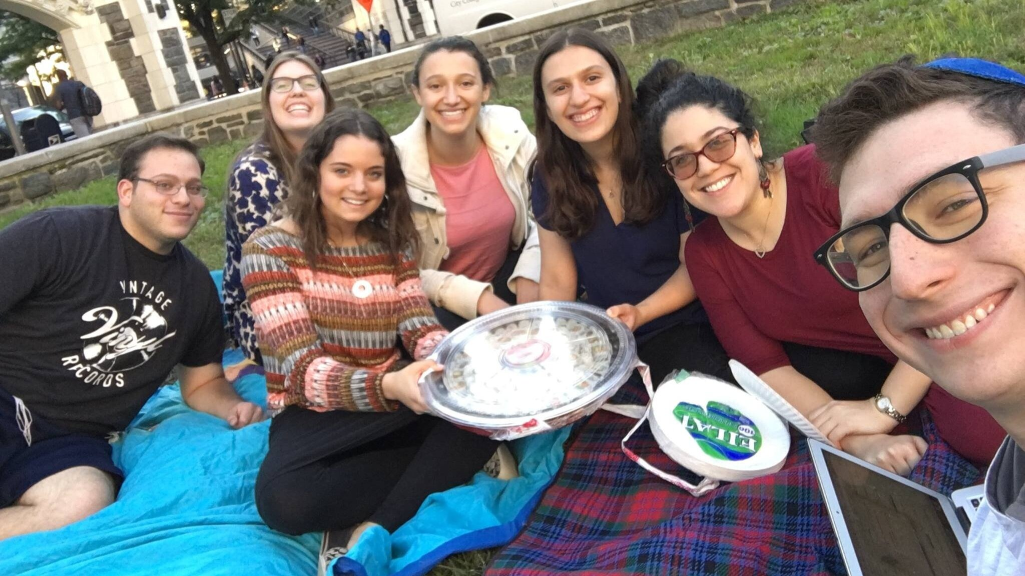Hillel at City College -