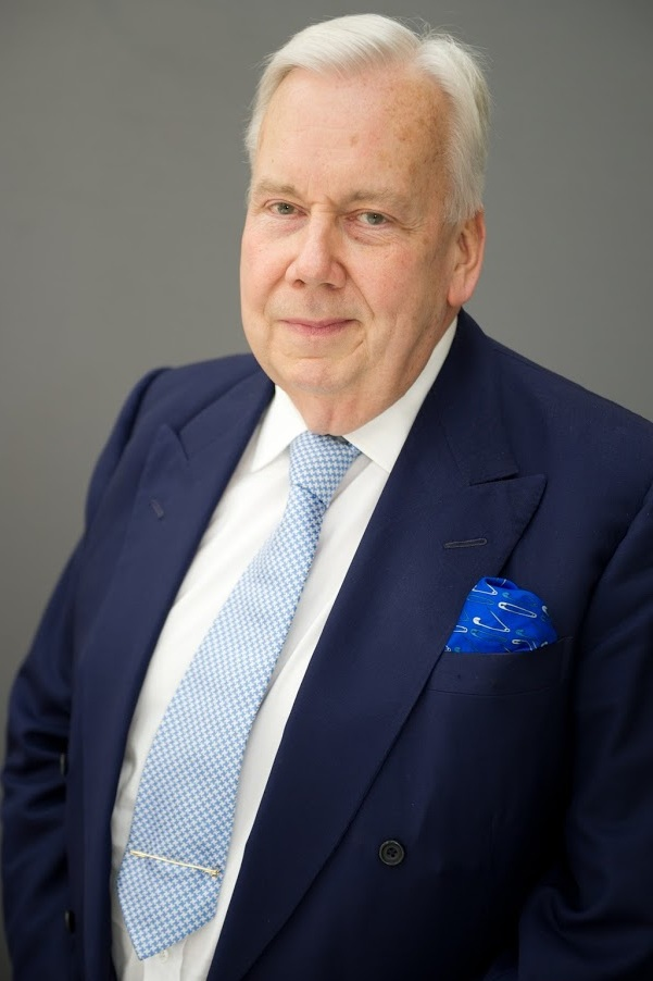 David McDonough OBE - Founder & Chairman