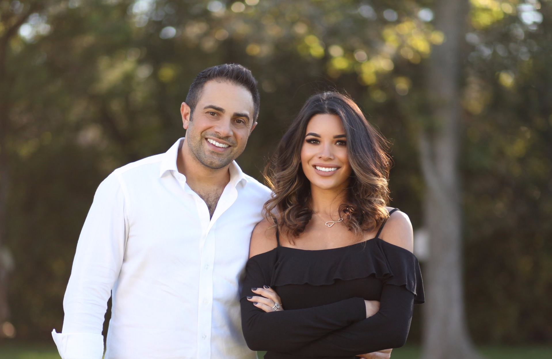 Founders, Michael and Ylianna Dadashi