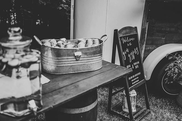Back to the black and whites while Johnny fits the trailer with new counter top inside and a few extra extra touches 🙊🤓 📸 @mookycheriephotography  #horsetrailerbar #maineevents #maineweddings #mainebartenders #mobilebevpros #thankyou