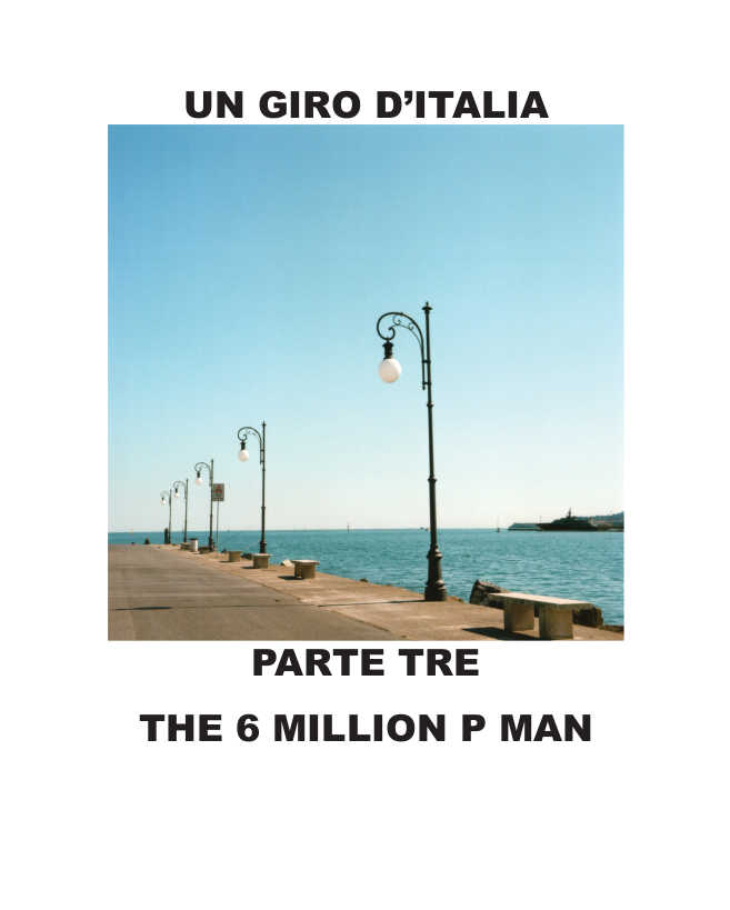 Un Giro D'Italia - Parte Tre - Available to purchase through my Etsy store (click image to follow the link). My third zine documenting my travel's through Italy, shot during Spring of 2019.A5 - 28 Pages£5 + Free Shipping Worldwide