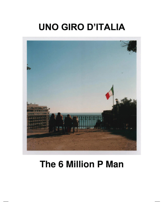 Un Giro D'Italia - My first zine documenting my travel's through Italy, shot during Autumn 2017.Sold out.