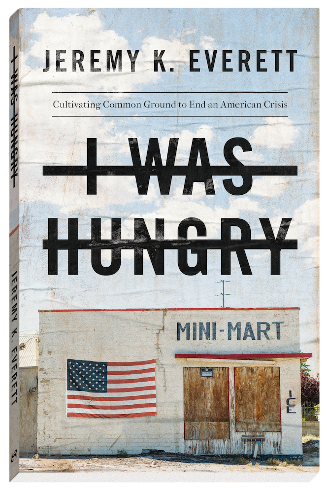 Coming august 19, 2019 - I Was Hungry offers not only an assessment of the current crisis but also a strategy for addressing it. Jeremy Everett, appointed by US Congress to the National Commission on Hunger, founded and directs the Texas Hunger Initiative, a successful ministry that is helping to eradicate hunger in Texas and around the globe. Everett details the organization's history and tells stories of its work with communities from West Texas to Washington, DC, helping Christians of all political persuasions understand how they can work together to truly make a difference.