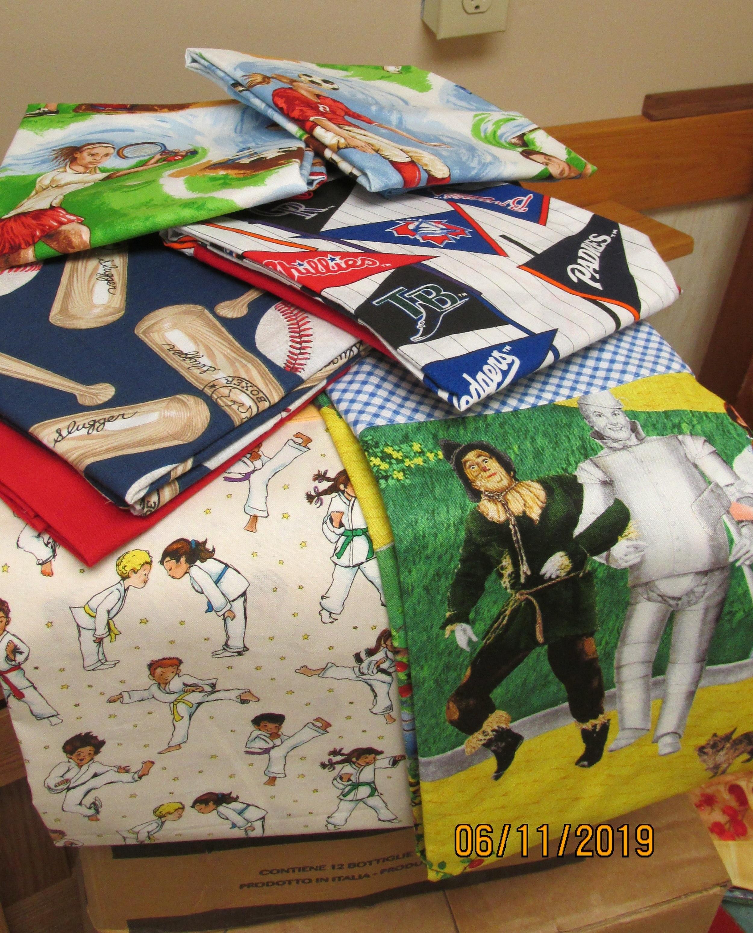 Pillowcases for Elmcrest
