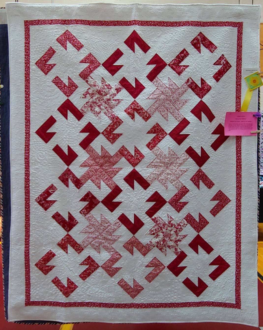 3rd Place Traditional Medium Quilt