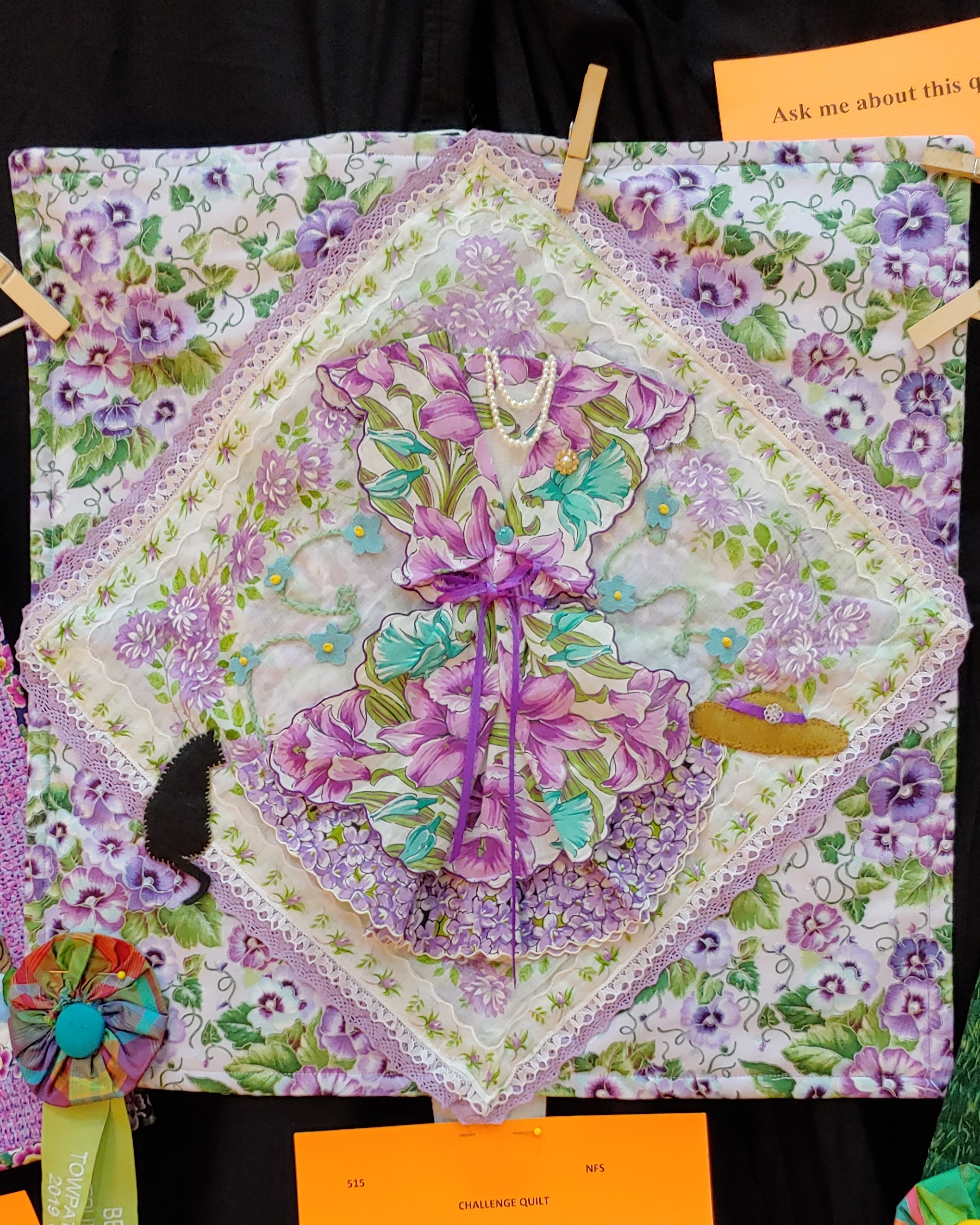 2019 Challenge Quilt Best Use of Recycled Fabric.jpg