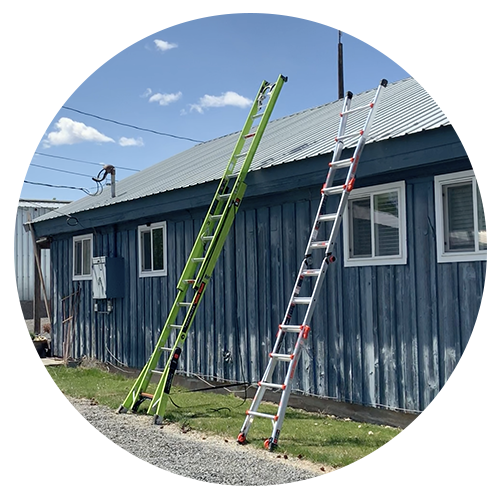 NICA was funding for a 2019 Safety and Health Investments Projects grant on ladder safety. -